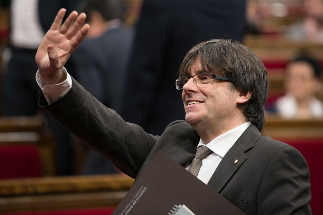Carles Puigdemont: Don Chisciotte o Mr. Bean?
