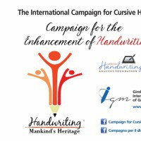 The International Campaign for Cursive Handwriting