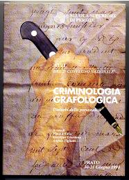 Criminologia Grafologica
